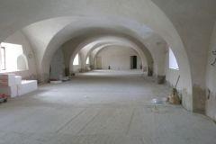 Postup rekonstrukce 3 - Jižní sál
