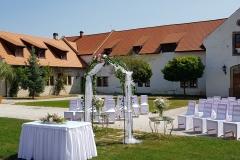 Svatba na nádvoří 3