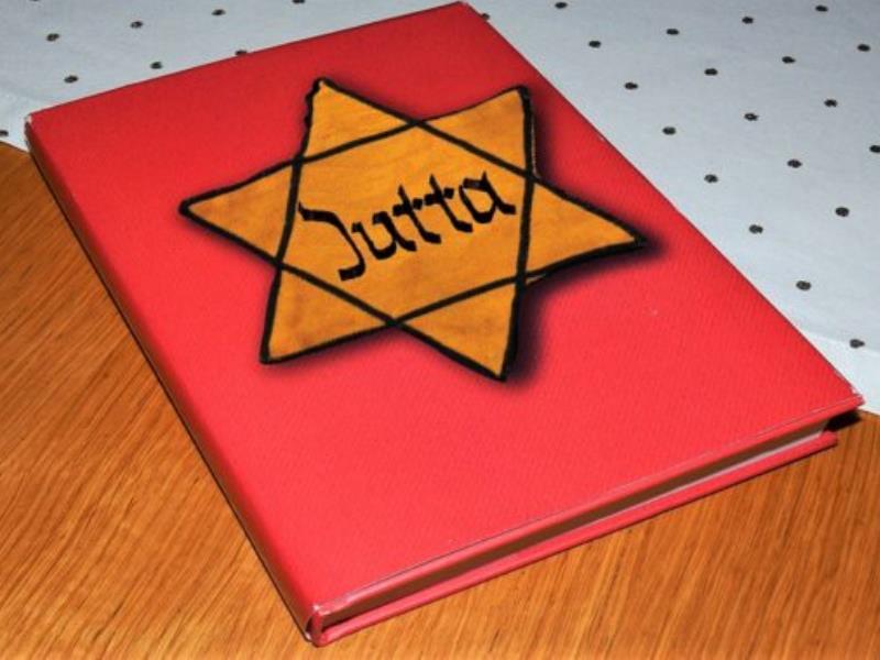 Kniha Jutta, historický román