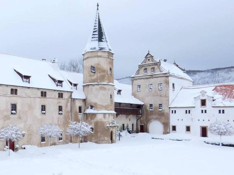Tina píše o zámku Libouchec