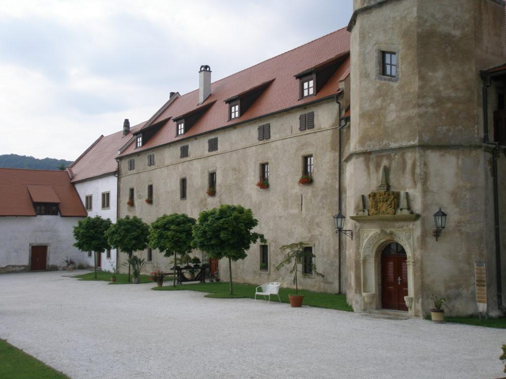 Komentovaná prohlídka zámku